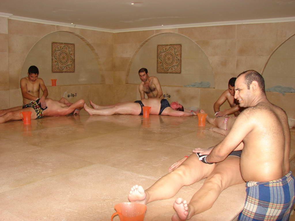 Порно видео турецкая баня